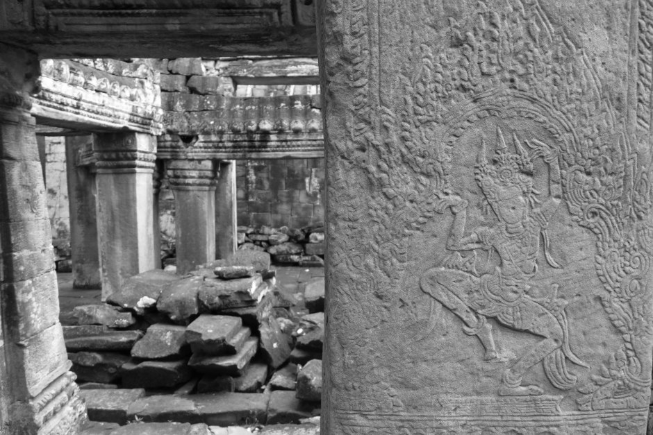 shiva at preah khan